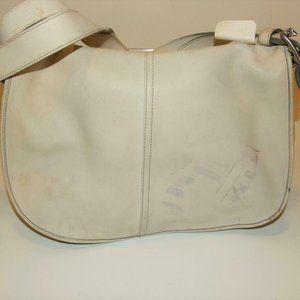 COACH Messenger Leather Bag Purse Handbag 7454